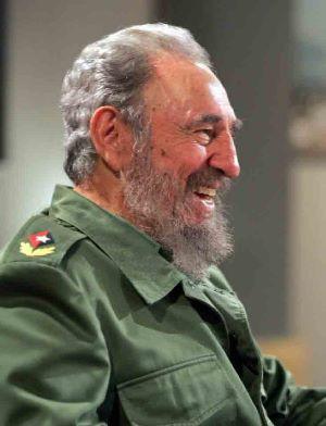 فیدل کاسترو رهبر محبوب کوبا - http://hajsaleh.mihanblog.ir
